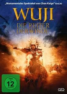 Wu Ji - Die Reiter der Winde, DVD