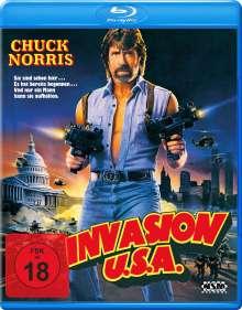 Invasion U.S.A. (Blu-ray), Blu-ray Disc