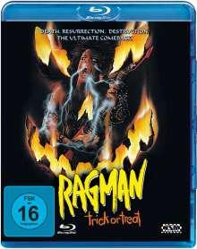 Trick Or Treat (Ragman) (Blu-ray), Blu-ray Disc