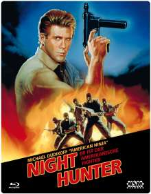 Night Hunter (Blu-ray im FuturePak), Blu-ray Disc