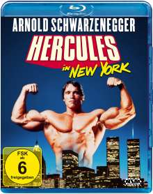Hercules in New York (Blu-ray), Blu-ray Disc
