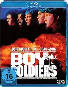 Boy Soldiers (Blu-ray), Blu-ray Disc