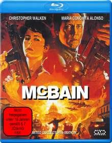 McBain (Blu-ray), Blu-ray Disc