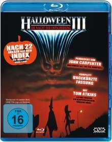 Halloween 3 (Blu-ray), Blu-ray Disc
