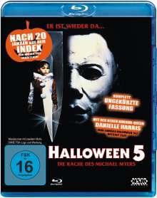 Halloween 5 (Blu-ray), Blu-ray Disc