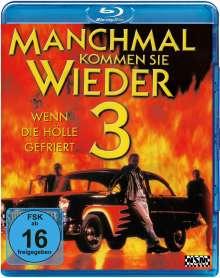 Manchmal kommen sie wieder 3 (Blu-ray), Blu-ray Disc