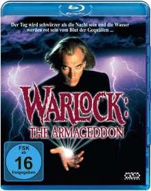 Warlock 2 - The Armageddon (Blu-ray), Blu-ray Disc