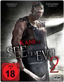 See No Evil 2 (Blu-ray im FuturePak mit 3D-Lenticular Cover), Blu-ray Disc