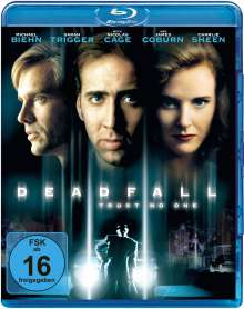 Deadfall (Blu-ray), Blu-ray Disc