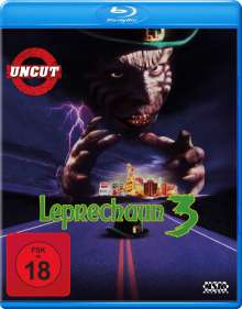 Leprechaun 3 (Blu-ray), Blu-ray Disc