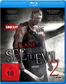 See No Evil 2 (Blu-ray), Blu-ray Disc