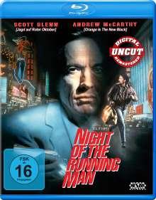 Night of the Running Man (Blu-ray), Blu-ray Disc