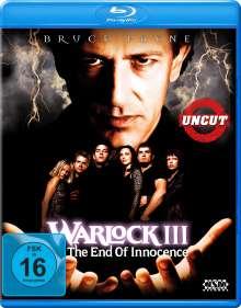 Warlock 3 - Das Geisterschloss (Blu-ray), Blu-ray Disc