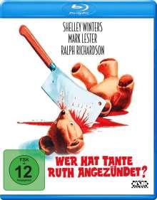 Wer hat Tante Ruth angezündet? (Blu-ray), Blu-ray Disc