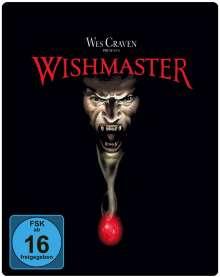 Wishmaster (Blu-ray im Steelbook), Blu-ray Disc