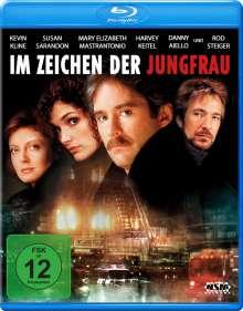 Im Zeichen der Jungfrau (Blu-ray), Blu-ray Disc