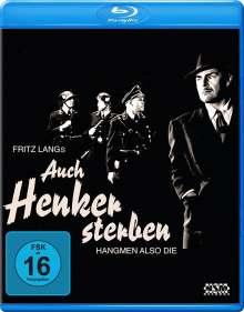 Auch Henker sterben (Blu-ray), Blu-ray Disc