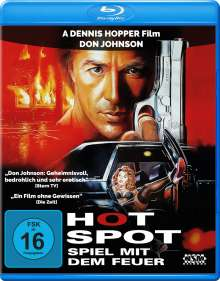 Hot Spot (Blu-ray), Blu-ray Disc
