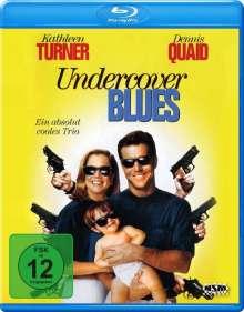 Undercover Blues (Blu-ray), Blu-ray Disc