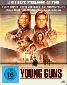 Young Guns (Blu-ray im Steelbook), Blu-ray Disc