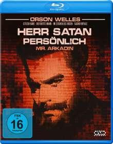 Herr Satan persönlich (Blu-ray), Blu-ray Disc