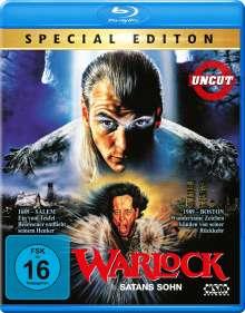 Warlock - Satans Sohn (Blu-ray), Blu-ray Disc