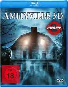 Amityville 3 (Blu-ray), Blu-ray Disc