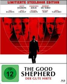 The Good Shepherd - Der gute Hirte (Blu-ray im Steelbook), DVD