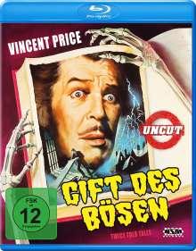 Gift des Bösen (Blu-ray), Blu-ray Disc