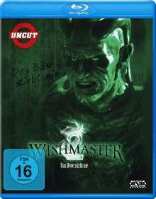 Wishmaster 2 - Das Böse stirbt nie (Blu-ray), Blu-ray Disc