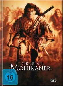 Der letzte Mohikaner (1992) (Blu-ray im Mediabook), 2 Blu-ray Discs