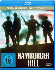 Hamburger Hill (Blu-ray), Blu-ray Disc