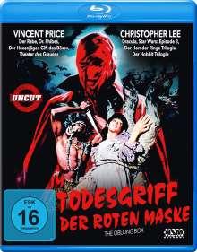 Im Todesgriff der roten Maske (Blu-ray), Blu-ray Disc