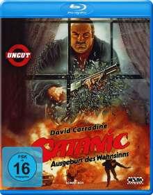 Satanic - Ausgeburt des Wahnsinns (Blu-ray), Blu-ray Disc