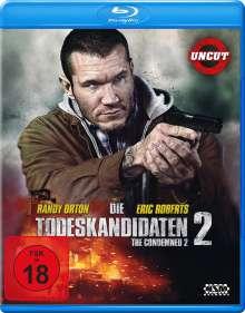 Die Todeskandidaten 2 (Blu-ray), Blu-ray Disc