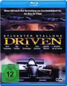 Driven (Blu-ray), Blu-ray Disc