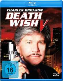 Death Wish 5 - Antlitz des Todes (Blu-ray), Blu-ray Disc