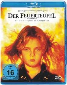 Der Feuerteufel (Blu-ray), Blu-ray Disc