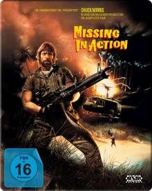 Missing in Action (Blu-ray im FuturePak), Blu-ray Disc