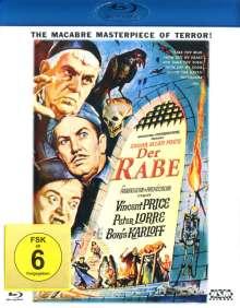 Der Rabe (1963) (Blu-ray), Blu-ray Disc