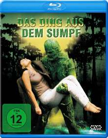 Das Ding aus dem Sumpf (Blu-ray), Blu-ray Disc