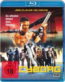 Cyborg (Blu-ray), Blu-ray Disc