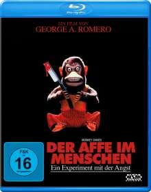 Der Affe im Menschen (Blu-ray), Blu-ray Disc