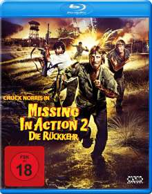 Missing in Action 2 (Blu-ray), Blu-ray Disc