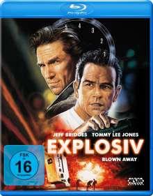 Explosiv (Blu-ray), Blu-ray Disc