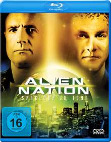 Alien Nation - Spacecop L. A. 1991 (Blu-ray), Blu-ray Disc