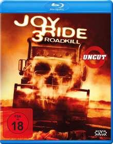 Joy Ride 3 (Blu-ray), Blu-ray Disc