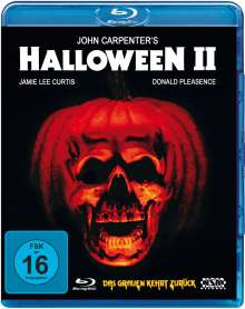 Halloween 2 (Blu-ray), Blu-ray Disc