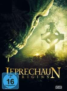 Leprechaun: Origins (Blu-ray & DVD im Mediabook), 2 Blu-ray Discs