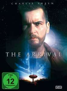 The Arrival (Blu-ray & DVD im Mediabook), 2 Blu-ray Discs